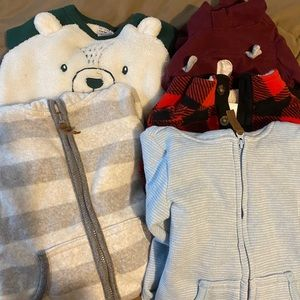 Baby boy 12 month winter bundle